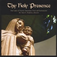 Thy Holy Presence CD